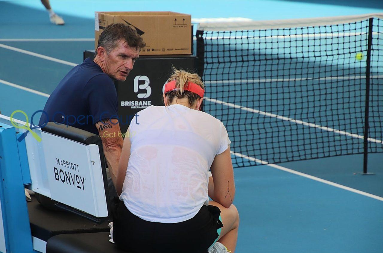 WTA Brisbane -  Pavlyuchenkova Sumyk