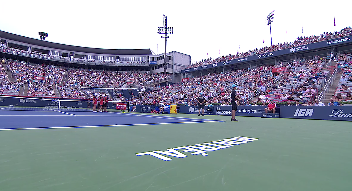 All systems go for tennis in Montreal and Toronto