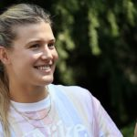 Genie Bouchard happy for Prague wild card chance