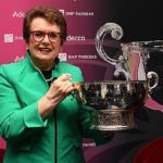 "Fed Cup rebranded as ""Billie Jean King Cup"""
