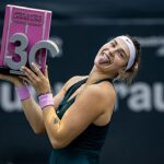 WTA Tour Rankings – Nov. 16, 2020