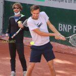 Daniil Medvedev positive for COVID-19 in Monte Carlo