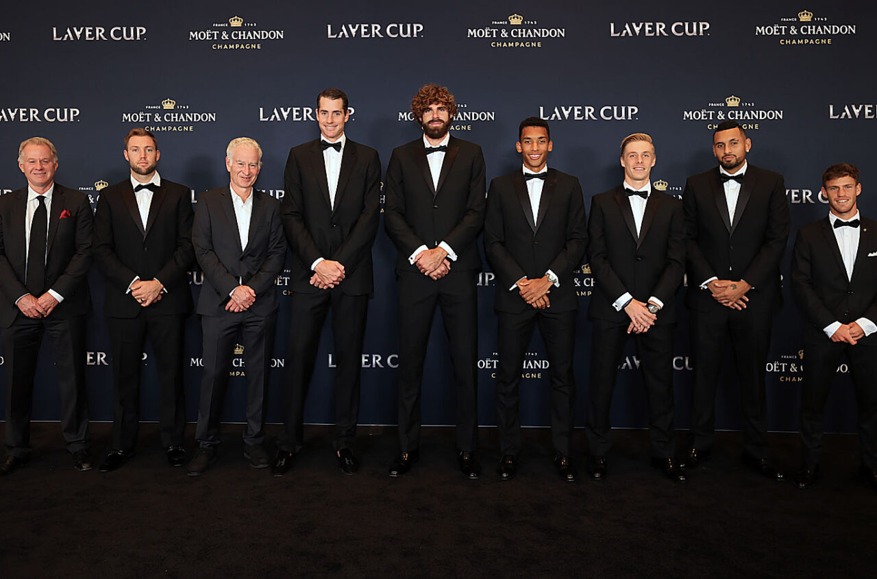 (Photo by Carmen Mandato/Getty Images for Laver Cup)